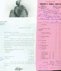Armando Amaya Exhibition, October 5-November 3, 1979: [Related Documents]