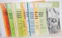 image of International viewpoint [20 issues for the year 1983]