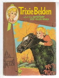 TRIXIE BELDEN and the MYSTERY OFF GLEN ROAD #5.