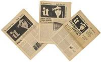 International Times: Issues 1, 2 & 3