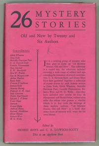 26 MYSTERY STORIES OLD AND NEW ..