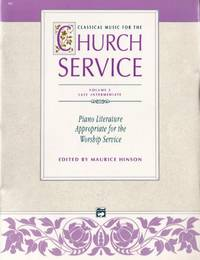 Classical Music for the Church Service Volume 3
