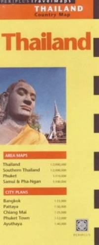 Thailand (Periplus Travel Maps)