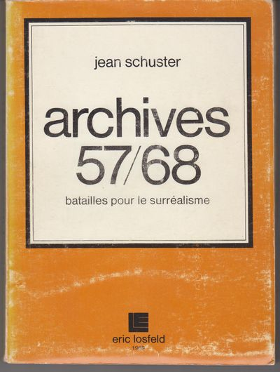 Paris: Eric Losfeld. 1969. First Edition; First Printing. Softcover. Wraps, very good with rubbed co...