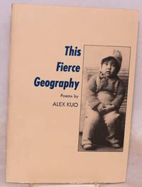 image of This fierce geography; poems