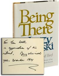 Being There (Signed First Edition)