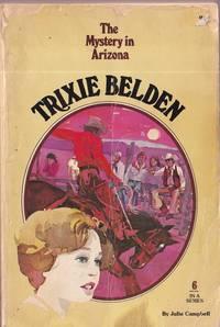 Trixie Belden #6 The Mystery in Arizona