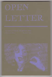 """Open Letter, Second Series, Number 2 (2/2, """"Olson and Others,"""" Summer 1972) - includes two pieces on Charles Olson"""
