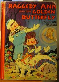 RAGGEDY ANN AND THE GOLDEN BUTTERFLY