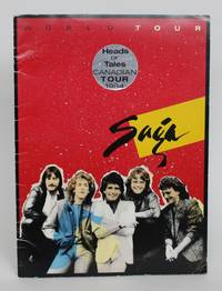 image of World Tour: Saga [Heads or Tales CANADIAN TOUR 1984]