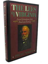 image of THE LEES OF VIRGINIA :   Seven Generations of an American Family