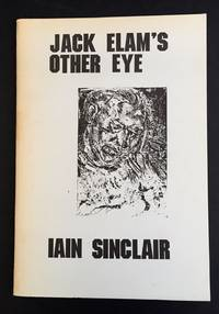Jack Elam's Other Eye (Double Signed By The Author)