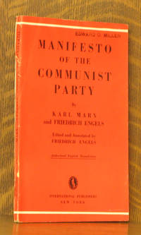 MAIFESTO OF THE COMMUNIST PARTY