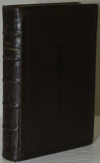 Boston: American Tract Society, 1861. Full Leather. Near Fine binding. A handsome copy The Cross-Bea...