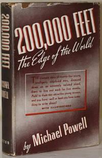 200,000 FEET   THE EDGE OF THE WORLD