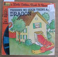 A Little Golden Book & Record: There's No Such Thing as a Dragon