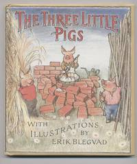 Three Little Pigs by  Erik Blegvad - First British Edition - 1981 - from Granny Goose Books and Biblio.co.uk