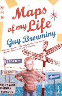 Maps of My Life by  Guy Browning - Paperback - from World of Books Ltd (SKU: GOR003350961)