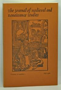 The Journal of Medieval and Renaissance Studies, Volume 16, Number 2 (Fall 1986)