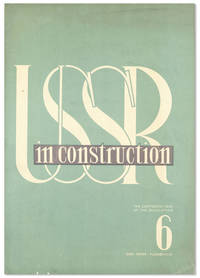 USSR in Construction. 1935, No.6 (June)