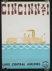 Cincinnati.  Lake Central Airlines