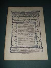 The Theosophic Messenger for September 1911