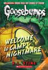 image of Welcome to Camp Nightmare (Classic Goosebumps #14)