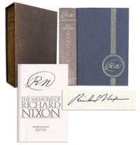 *Signed* The Memoirs of Richard Nixon (Slipcase)