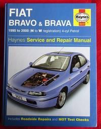 image of Fiat Bravo and Brava (1995-2000) Service and Repair Manual (Haynes Service and Repair Manuals)