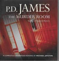 image of The Murder Room - An Adam Dalgliesh Mystery [12 CD's] [Read by Michael Jayston]