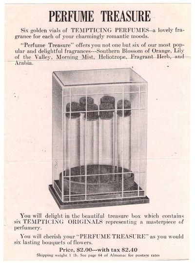 Indiana : Indiana Botanic Gardens , 1930 . Letter. Very good. Two sided sheet, 7-1/2