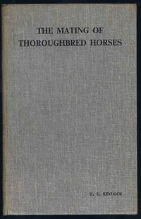image of The Mating of Thoroughbred Horses: Some Conclusions and Deductions