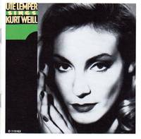 image of Ute Lemper Sings Kurt Weill [COMPACT DISC]