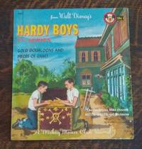 image of Hardy Boys TV Series Gold Doubloons and Pieces of Eight 45 Record D335