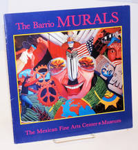 image of The barrio murals - murales del barrio; July 21-September 1, 1987