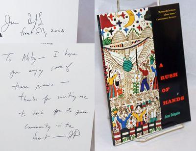 Tucson: University of Arizona Press, 2003. Paperback. 71p., personal inscription initialed JD on hal...