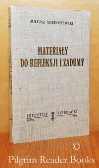 image of Materialy Do Refleksji i Zadumy.