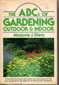 image of The ABC's of Gardening Outdoor and Indoor