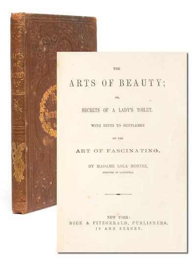 New York: Dick & Fitzgerald, 1858. First edition. Fine. Original publisher's cloth binding stamped i...
