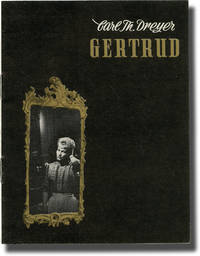 Gertrud (Original program for the 1964 film)