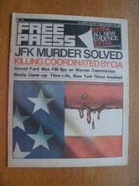 image of Free Press Special Report Number One: JFK Murder Solved