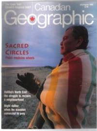 Canadian Geographic, July / August 1992 Vol. 112, No. 4