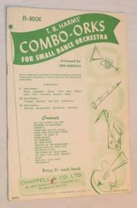 T B Harms' Combo-Ork for Small Dance Orchestra, Eb Book (alto and baritone sax, Eb clarinet,...
