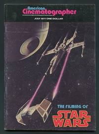 American Cinematographer (July 1977) [cover: STAR WARS]