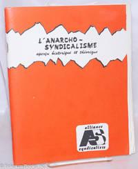 image of L'Anarcho-Syndicalisme: Aperçu historique et théorique