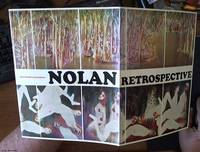 image of Sidney Nolan retrospective exhibition -- paintings from 1937 to 1967