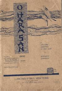 O Hara San : A Japanese Operetta in Two Acts.