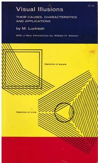image of Visual Illusions: Their Causes, Characteristcis and Applications