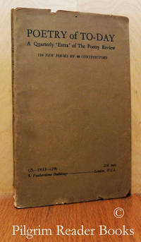Poetry of To-Day. A Quarterly Extra of the Poetry Review. (2)- 1933 - (29)