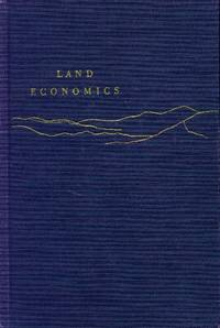 image of Land Economics; Principles, Problems, and Policies in Utilizing Land Resources